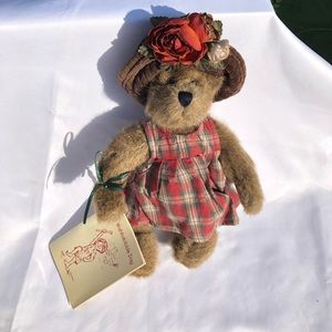 Collectors Edition Boyd's Lizzie Wishkabibble Bear